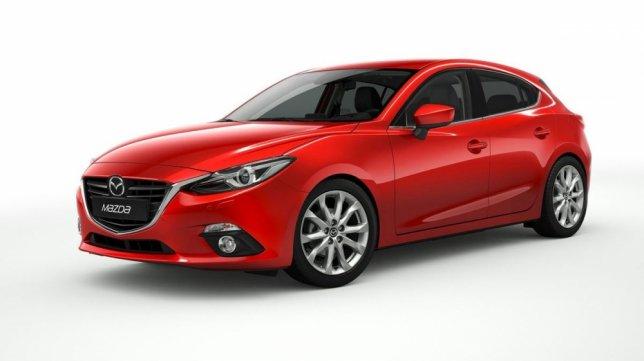 2016 Mazda 3 5D