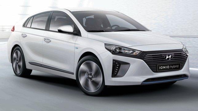 2017 Hyundai Ioniq Hybrid 1.6