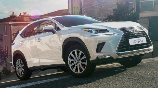 2018 - Lexus NX