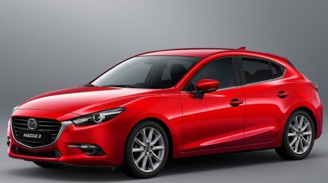 2017 Mazda 3 5D