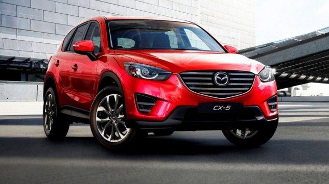 2015 Mazda CX-5(NEW)