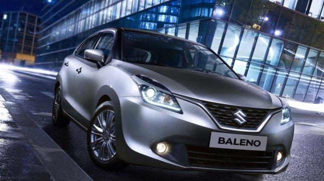 2017 Suzuki Baleno 1.0 GLX