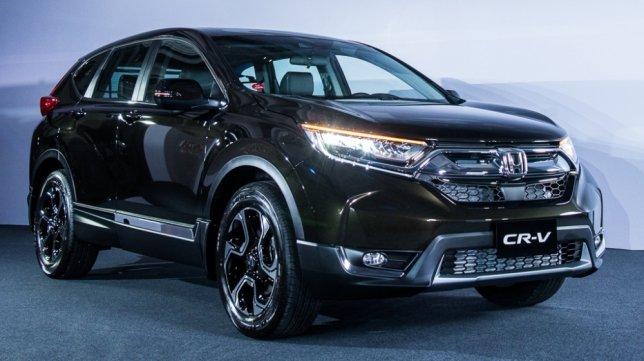 2017 Honda CR-V(NEW) 1.5 VTi-S