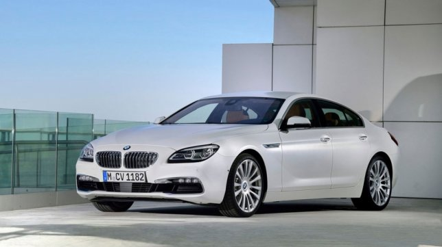 2016 BMW 6-Series Gran Coupe