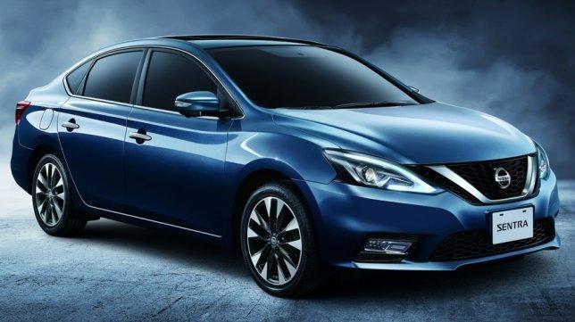 2018 - Nissan Sentra