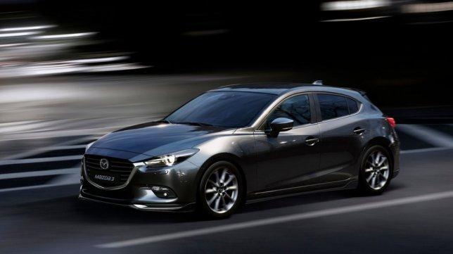 2018 Mazda 3 5D