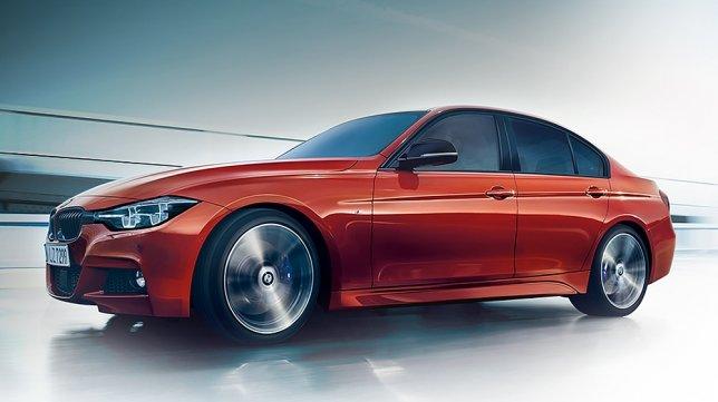 2018 - BMW 3-Series Sedan