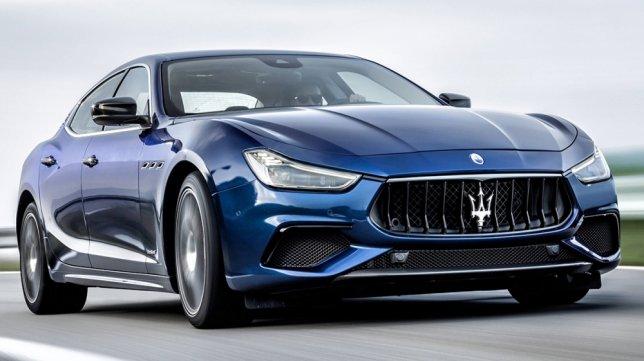 2018 - Maserati Ghibli