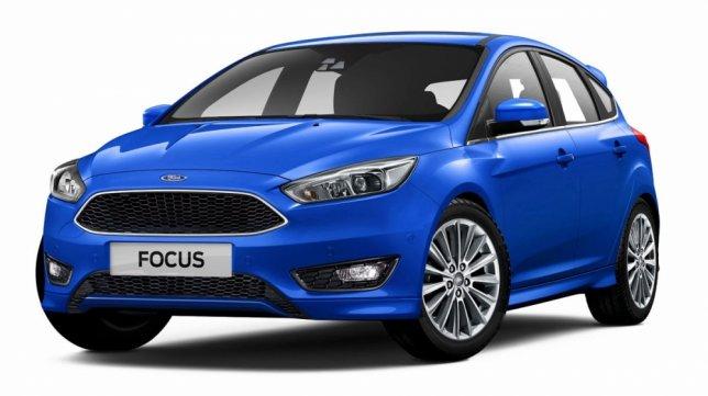 2016 Ford Focus 5D