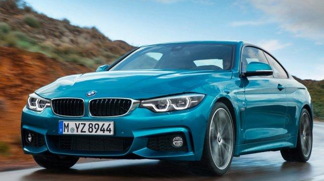 2017 BMW 4-Series(NEW)