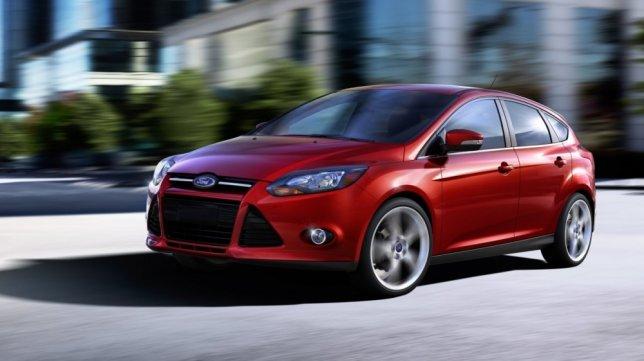 2014 Ford Focus 5D