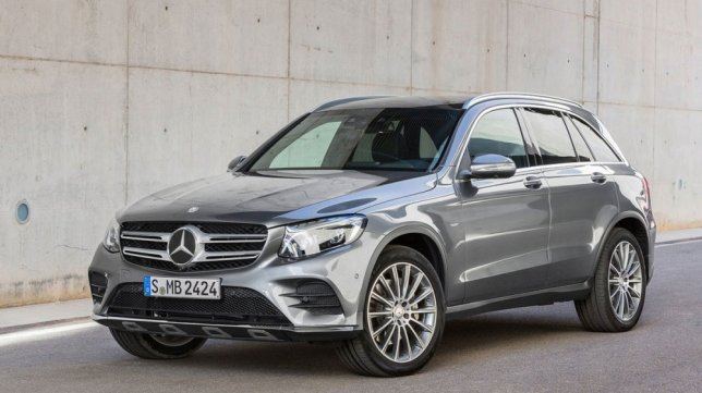 GLC250 4MATIC AMG Line