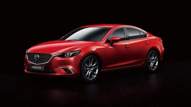 2015 Mazda 6(NEW)