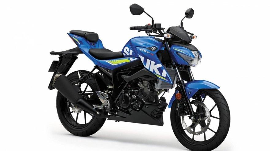 2017 Suzuki GSX S150 ABS