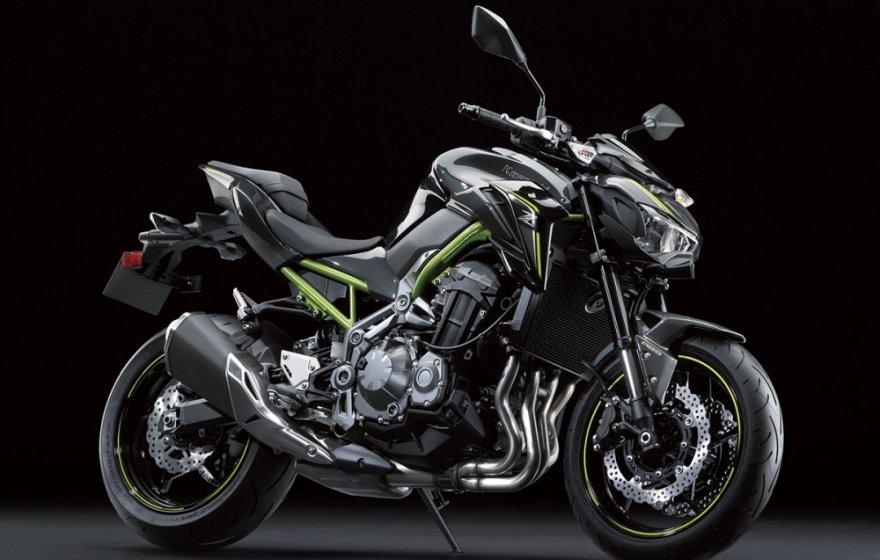 2018 Kawasaki Z 900 ABS