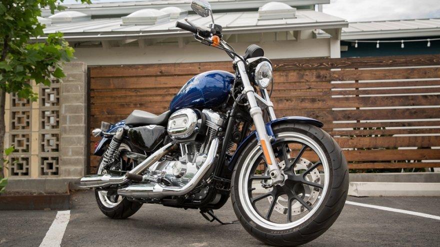 2017 Harley-Davidson Sportster 883 Super Low