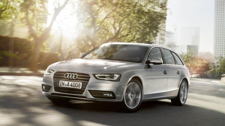 2014 Audi A4 Avant