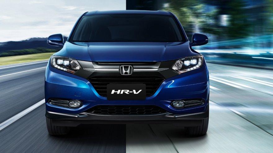 2017 Honda HR-V 1.8 VTi