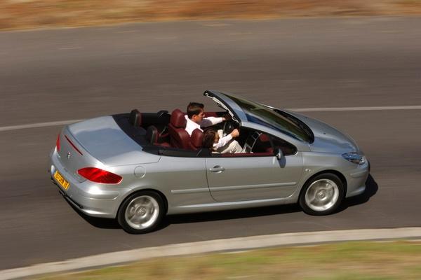 2008 Peugeot 307 CC