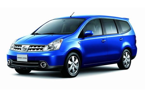 2008 Nissan Grand Livina