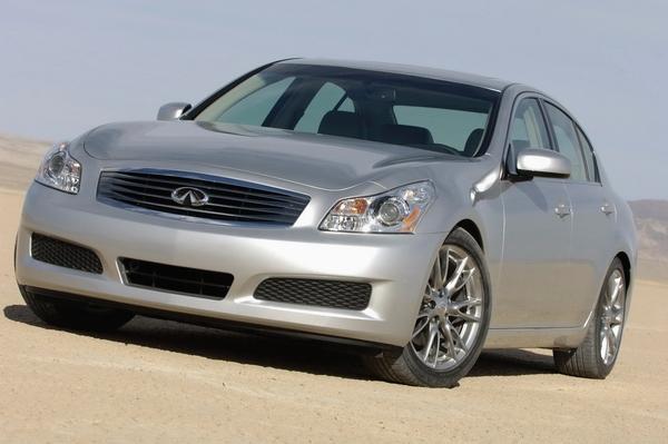 2008 Infiniti G Sedan