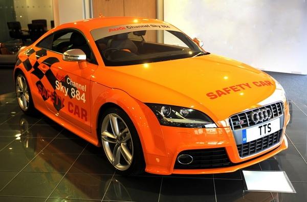 2009 Audi TT