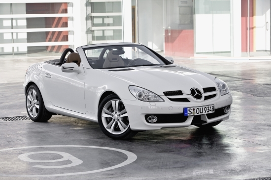 2010 M-Benz SLK-Class