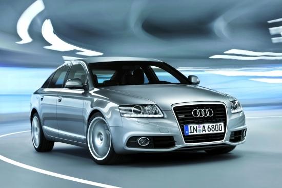 2010 Audi A6 Sedan