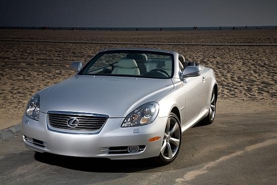 2010 Lexus SC