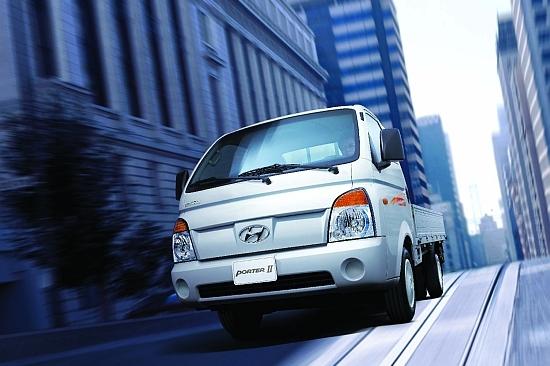 2010 Hyundai Porter