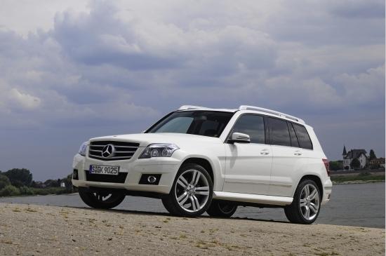 2011 M-Benz GLK-Class