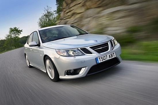 2011 Saab 9-3 Sport Sedan
