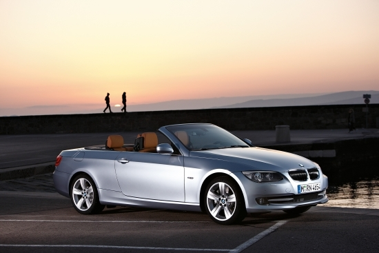 2012 BMW 3-Series Convertible