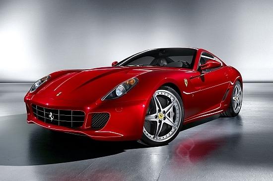 2012 Ferrari 599 GTB Fiorano