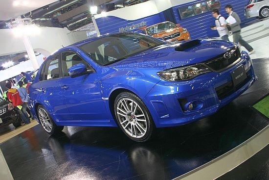 2012 Subaru Impreza 4D