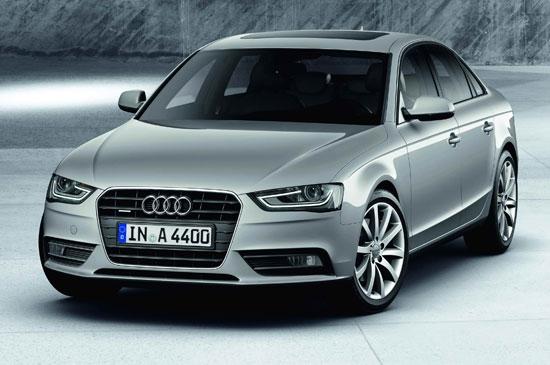 2013 Audi A4 Sedan