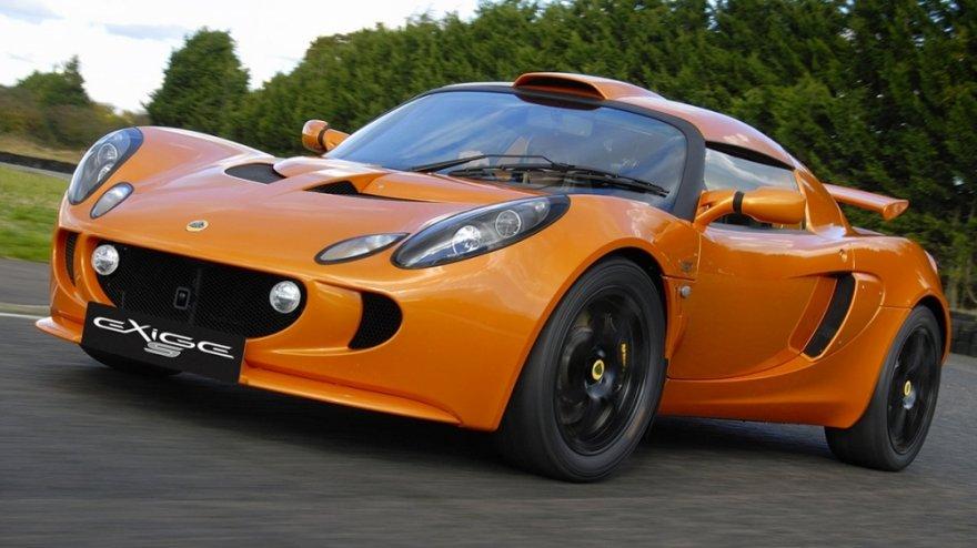 2007 Lotus 其他