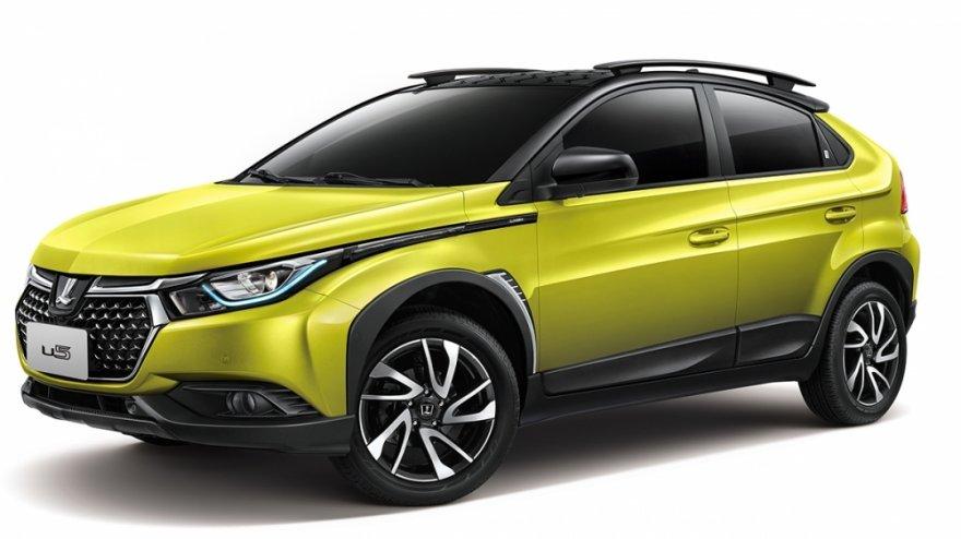 2018 Luxgen U5 SUV