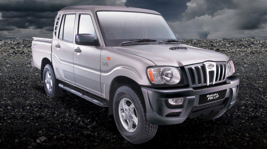 2017 Mahindra Pick-up