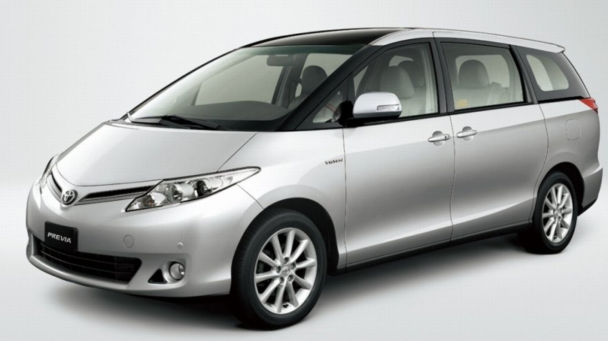 2018 Toyota Previa
