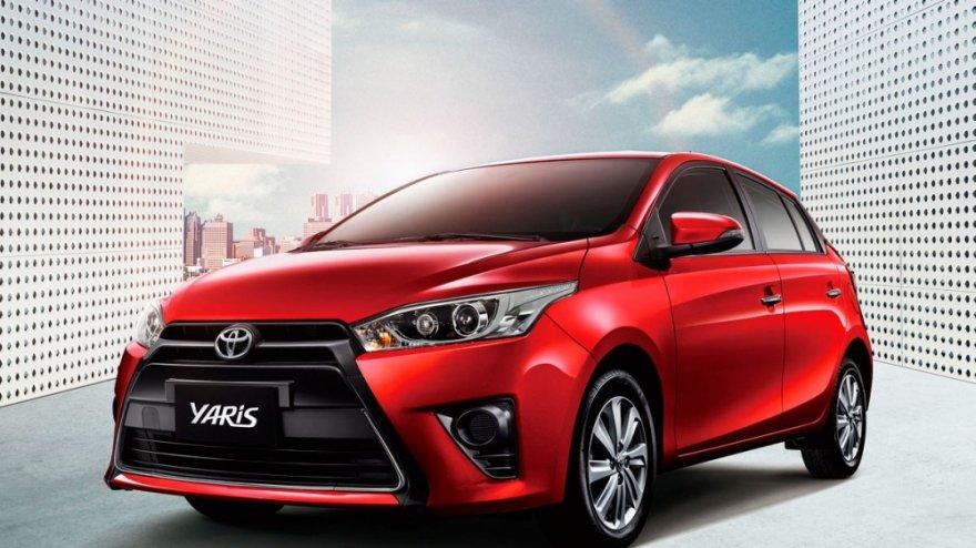 2016 Toyota Yaris(NEW)