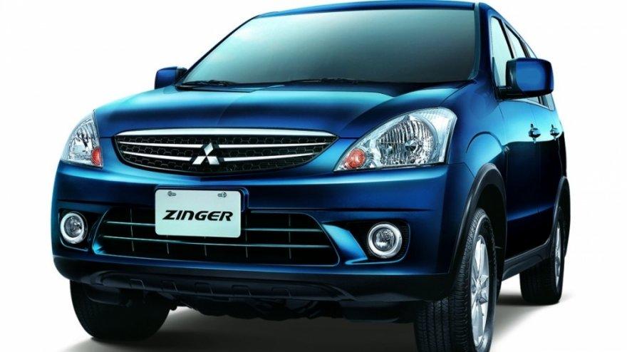 2014 Mitsubishi Zinger