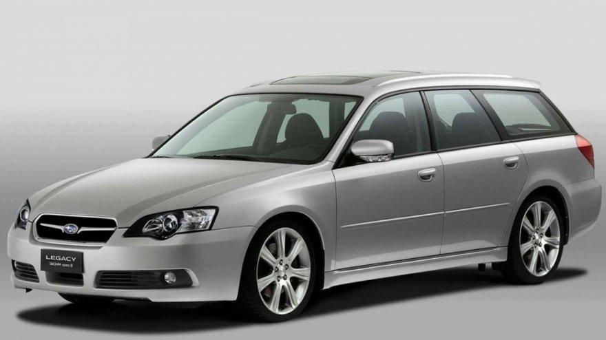 2007 Subaru 其他
