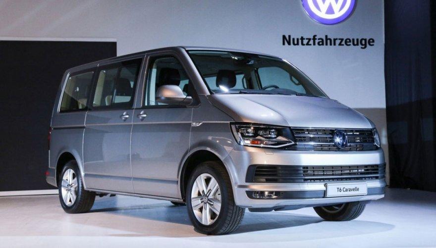 2017 Volkswagen Caravelle