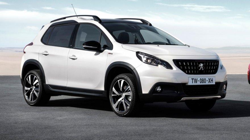 2018 Peugeot 2008