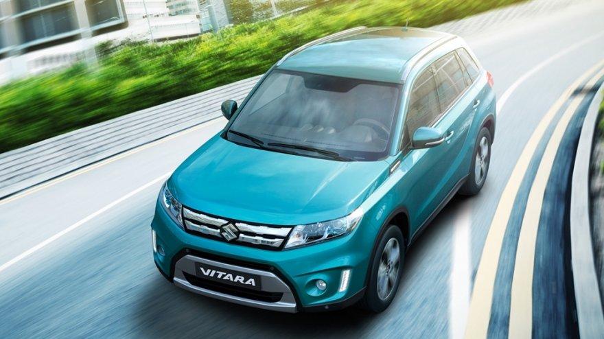 2018 Suzuki Vitara GLX