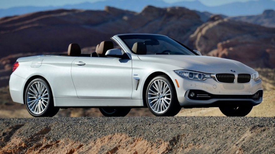 2016 BMW 4-Series Convertible
