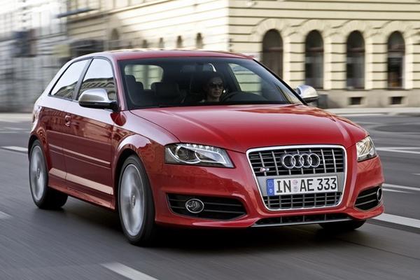 2009 Audi A3 3D