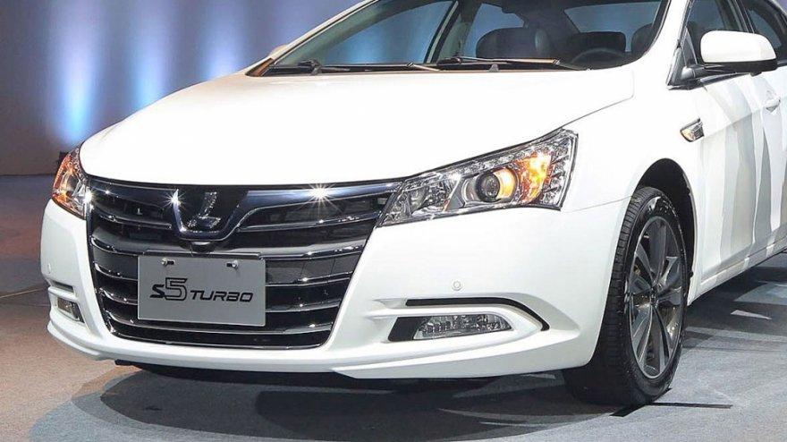 2014 Luxgen S5 Turbo