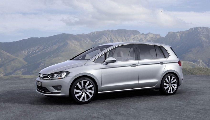 2017 Volkswagen Golf Sportsvan